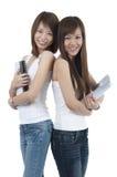 College girls Stock Photos