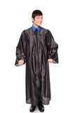 College Graduate - excited happy student Royalty Free Stock Photography