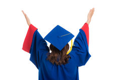 College graduate Royalty Free Stock Photo