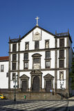 College of Jesus Church in Funchal, Madeira, Portugal Stock Photo
