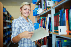 College learner Royalty Free Stock Photos