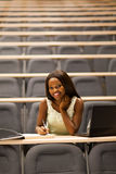 College lecture hall Stock Photography