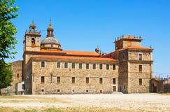 College of Nosa Senora da Antiga Royalty Free Stock Images