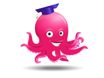 College octopus Royalty Free Stock Photography