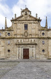 College of Our Lady of the Old,Monforte of Lemos Royalty Free Stock Photography