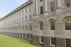 College residence. Image taken  of Lincoln's Inn residence, london, england Stock Photo