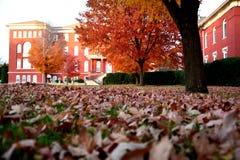 College in Saint Marys, KS Royalty Free Stock Image