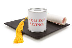 College Savings Royalty Free Stock Photography