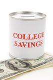 College Savings Royalty Free Stock Photos