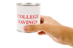 College Savings Stock Photography