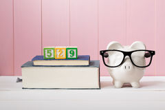 529 college savings plan concept Royalty Free Stock Photography