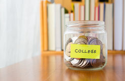 College savings plan Stock Images