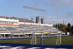 College sports stadium Stock Images