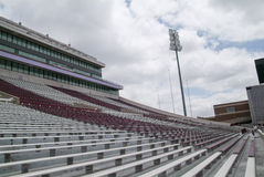 College stadium Royalty Free Stock Photos