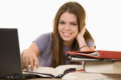 College studen Stock Photos