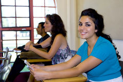 College student Stock Photo