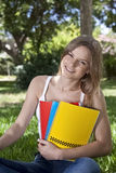 College student Royalty Free Stock Images