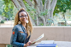 College student Royalty Free Stock Photos