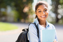 College student campus Royalty Free Stock Images