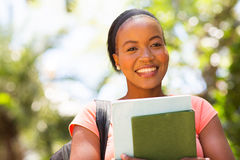 College student close up Stock Photo