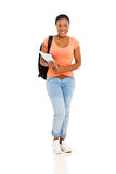 College student portrait Royalty Free Stock Photo