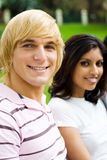 College students Royalty Free Stock Photo