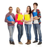 College Students Stock Photography
