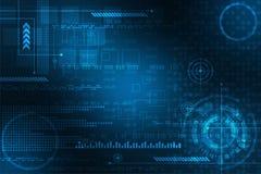 Colleghi che rappresenta la base di dati chiave in digitale illustrazione vettoriale