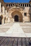 Collegiale Kerk van Santa Maria royalty-vrije stock foto's