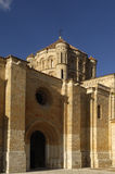 Collegiata de Santa Maria la Mayor,, Toro, Zamora Royalty Free Stock Photography
