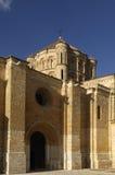 Collegiata De Santa Maria losu angeles Mayor, Toro, Zamora Fotografia Royalty Free