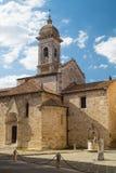 Collegiata dei Santi Quirico e Giulitta Royalty Free Stock Image