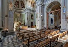 Collegiataen av San Giovanni Battista Royaltyfri Fotografi