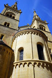 Collegiate church Royalty Free Stock Photography