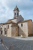 Collegiate Church of Saints Quirico and Juliet Stock Image