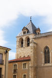 Collegiate Church of San Isidoro, Leon Spain Royalty Free Stock Image