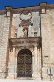 Collegiate church of San Pedro, Lerma Royalty Free Stock Photo