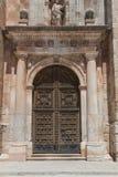Collegiate church of San Pedro, Lerma Royalty Free Stock Images
