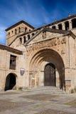 Collegiate church of Santa Juliana Royalty Free Stock Photography