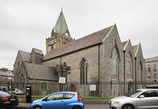 Collegiate Church of St. Nicholas in Galway Royalty Free Stock Photography