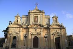 The Collegiate Church of St Paul, Rabat Malta Royalty Free Stock Image