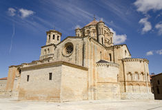 Collegiate Church Of Toro Royalty Free Stock Photos