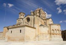 Collegiate Church Of Toro. Santa Maria la Mayor, Collegiate church, 12th-13th century, in Toro, Zamora, Spain Royalty Free Stock Photos