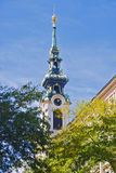 Collegiate Church ,Vienna, Austria. Stock Photography