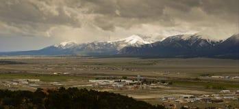 Collegiate Range Colorado Stock Photography