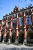 collegium πανεπιστήμιο novum της Κρακ&o Στοκ εικόνα με δικαίωμα ελεύθερης χρήσης