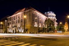 Collegium Maius in Poznan Stock Photos
