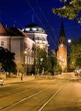 Collegium Maius in Poznan Stock Photography