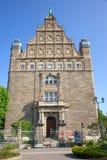 He Collegium Maximus house is museum of Nicolaus Copernicus University Royalty Free Stock Images