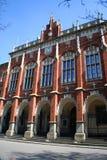 Collegium Novum. Krakow University Royalty Free Stock Image